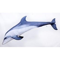 Gaby großer Tümmler (Delfin) Mini Kissen, Länge ca. 55 cm