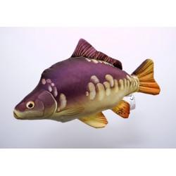 Gaby Karpfen Mini Kissen, Länge ca. 35 cm
