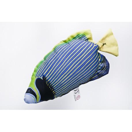 Gaby Imperator Kaiserfisch Mini Kissen, Länge ca. 32 cm