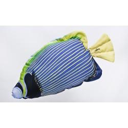 Gaby Imperator Kaiserfisch Mini Kissen, Länge ca. 56 cm