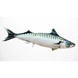Gaby Atlantische Makrele Kissen, Länge ca. 60 cm