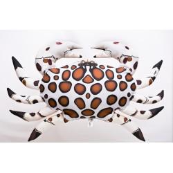 Gaby Calico Krabbe Kissen, Länge ca. 60 cm